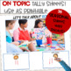 Social Communication: On Topic (topic maintenance) Packet!