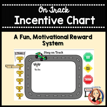 On Track Desk Top Incentive Chart