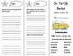 On Turtle Backs Trifold - Storytown 6th Grade Unit 3 Week 5