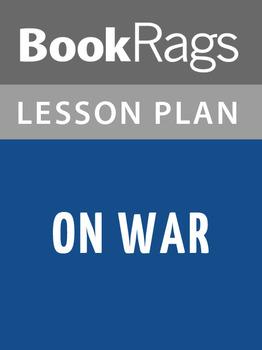 On War Lesson Plans