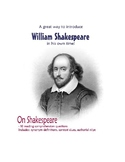 Introduction to William Shakespeare- Reading Quiz- Biography
