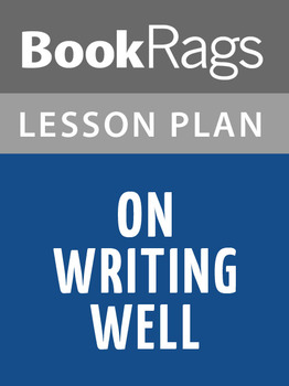 On Writing Well Lesson Plans