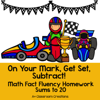 On Your Mark, Get Set, Subtract!