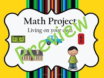 Bundle: On Your Own Math Unit