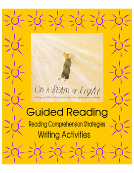 On a Beam of Light - Albert Einstein -Reading Comprehension Strategies