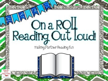 On a Roll Reading Out Loud FREEBIE