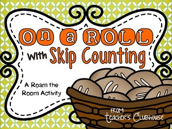 On a Roll with Skip Counting