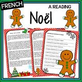 On célèbre Noël – We're celebrating Christmas – an original Christmas Story