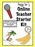 On line teaching starter kit, VIPKID, GogoKid, Dada, Qkids