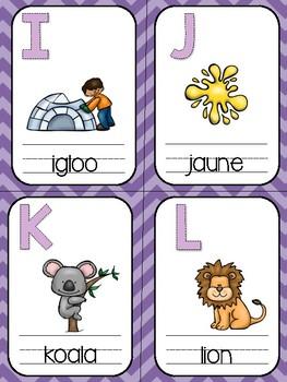 On s'amuse avec l'alphabet et les sons