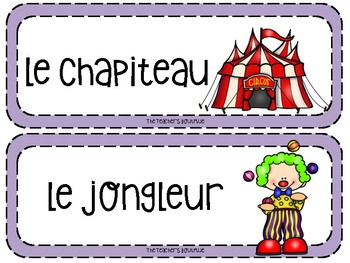 On s'amuse avec le cirque