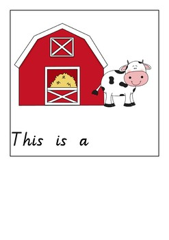 On the farm adapted book