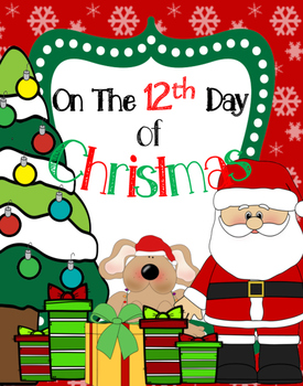 On The 12th Day Of Christmas.12th Day Of Christmas