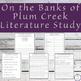 On the Banks of Plum Creek Literature Study