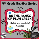 Reading Street Spelling and Vocabulary Activities: On the