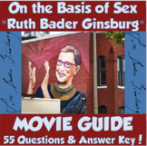 On the Basis fo Sex Movie Guide (2018) The Story of Justice Ruth Bader Ginsburg