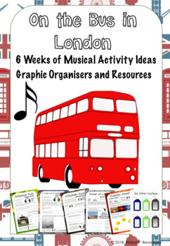On the Bus in London Musical Activities