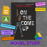 On the Come Up Novel Study