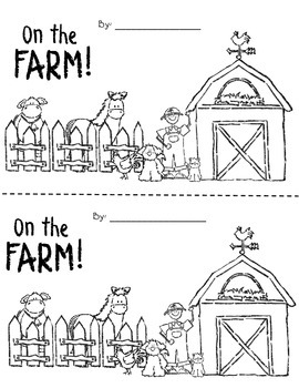 On the Farm Student Booklet