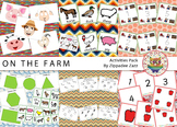 Worksheets for Farm Resources Pack
