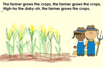On the Farm-Adventures in Lang and Math for Smartboard (Notebook 11)