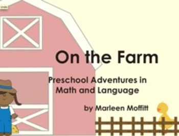 On the Farm-Adventures in Lang and Math for Smartboard (No