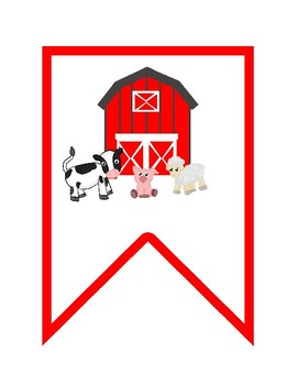 On the Farm Banner