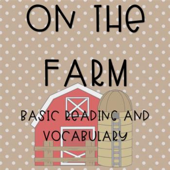 On the Farm: Basic Vocabulary