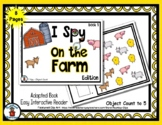 On the Farm (Book 1) - Adapted 'I Spy' Easy Interactive Re