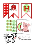On the Farm Decor/Sticker Pack