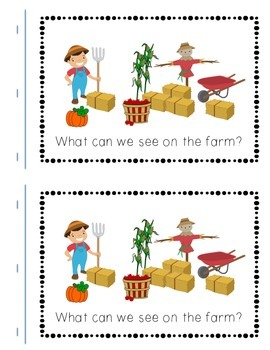 On the Farm - Emergent Predictable Text