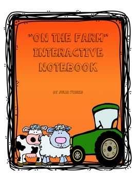 """On the Farm"" Interactive Notebook"