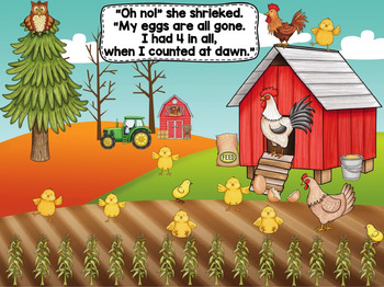 The Farm Interactive PowerPoint The Barnyard Bandit