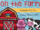 On the Farm {Language Arts Fun}