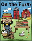 On the Farm Math and Literacy