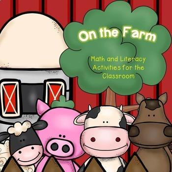 On the Farm Mini Unit