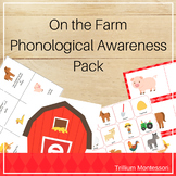 On the Farm Phonological Awareness Pack