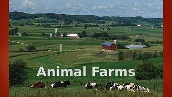 On the Farm (Powerpoint Presentation)