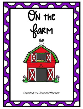 On the Farm - Reader