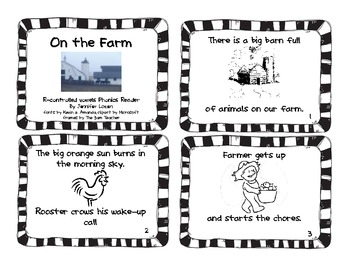 On the Farm: an r-controlled vowel phonics reader