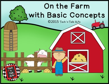 On the Farm with Basic Concepts