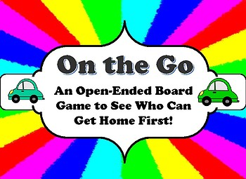 On the Go: An Open-Ended Board Game