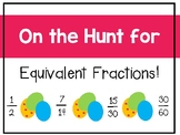 On the Hunt for Equivalent Fractions