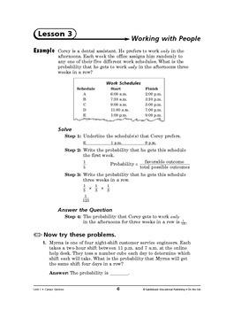 On the Job Math (21st Century Lifeskills Mathematics)