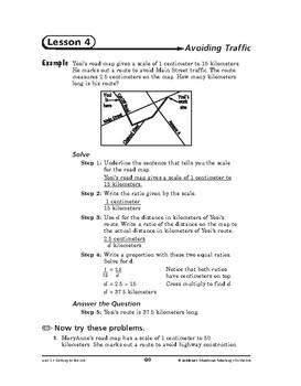 On the Job Math: Getting to the Job-Avoiding Traffic