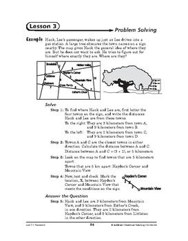 On the Job Math: Teamwork-Problem Solving
