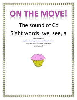 Sound of Cc -ON THE MOVE!