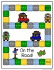 On the Map  - Common Core Connections -Treasures Grade 1