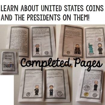Presidents' Day Activity - United States Coins