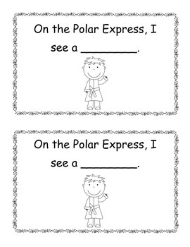 On the Polar Express Emergent Reader